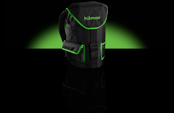 HVAC/R Refrigerant Tank & Utility Backpack product image