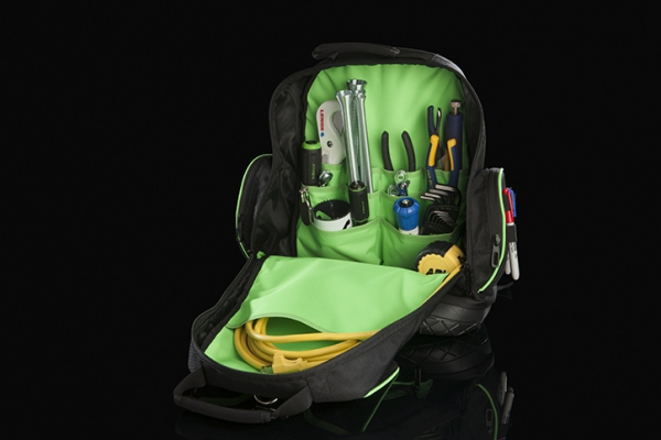 Backpack Tool Bag more view image 4